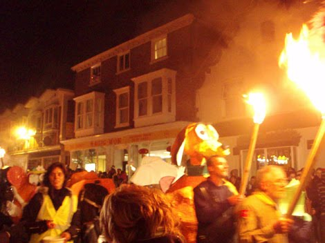 Edenbridge Bonfire
